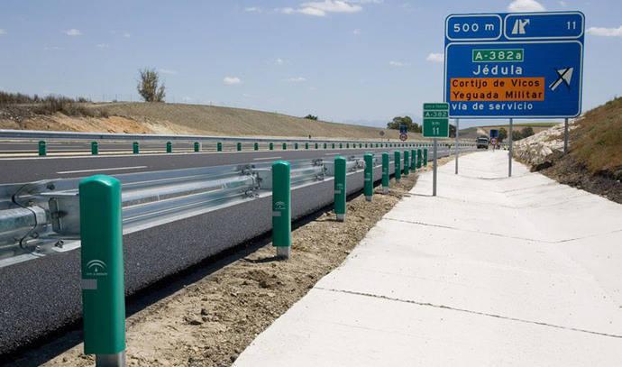 Andalucía exige una inversión estatal en infraestructuras del 18% del presupuesto