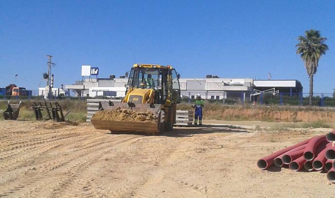 Desdoble de A-392 Alcalá de Guadaíra - Dos Hermanas finalizará en febrero