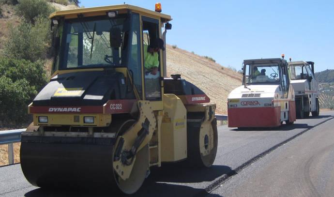 30 millones de euros para la mejora de carreteras en la provincia de Huelva