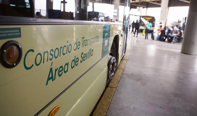 Consorcio andaluz transporta 18,4 millones de viajeros en 1º trimestre