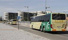 El transporte andaluz alcanzó los 38 millones de viajeros, en 2020