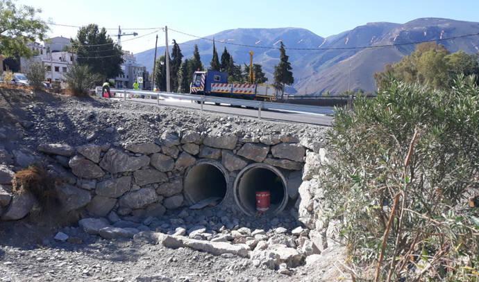 Andalucía destina un millón de euros a la reparación de carreteras Málaga