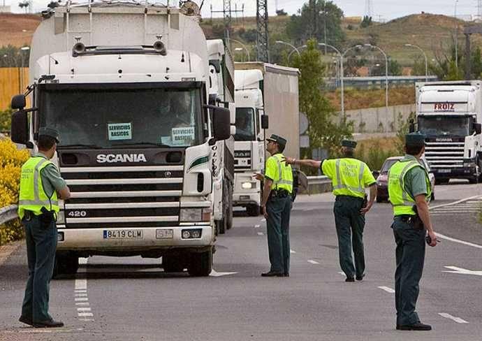 Velocidad y exceso horas de conducción son las infracciones más frecuentes