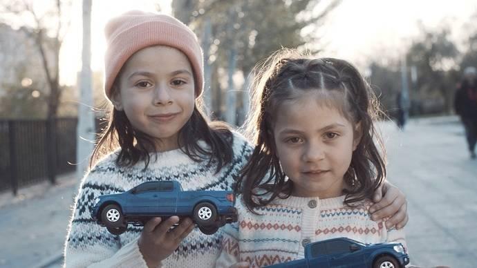 Ford alegra la Navidad a los más necesitados