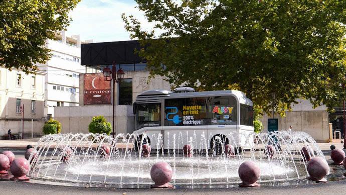 Keolis introducirá un bus de hidrógeno en la región francesa de Ales