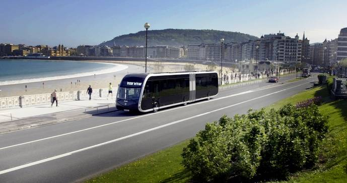 15 autobuses Irizar ie tram cero emisiones para Aix en Provence