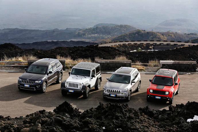 La marca Jeep registra el cuarto récord mundial de ventas consecutivo
