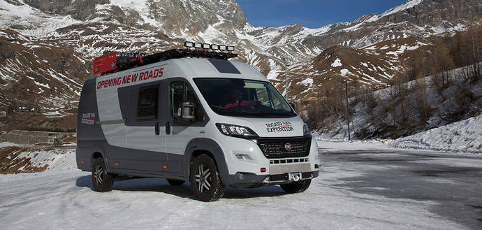 """Fiat Ducato es elegido en Alemania """"Mejor base para camper 2016"""""""