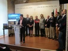 Seur colabora con la Diputación de Jaén para difundir el aceite de oliva