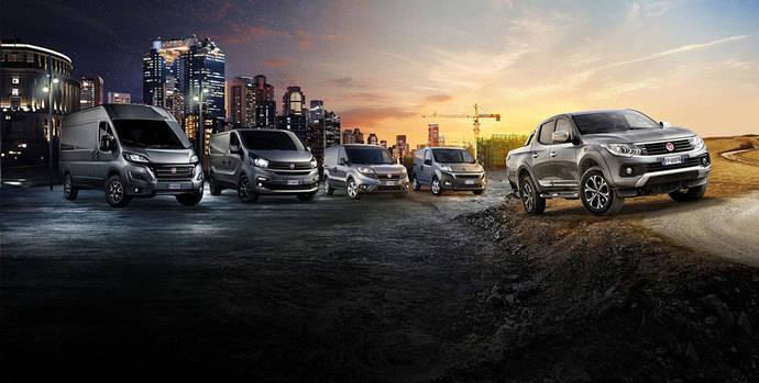 Los nuevos vehículos de Fiat Professional.