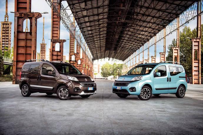 Nuevo Fiat Qubo, una interesante opción para el transporte urbano