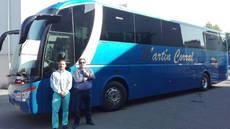 Autocares Martín Corral adquiere una unidad Stellae de Grupo Castrosua