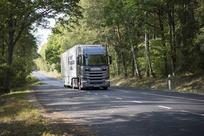 Scania gana nuevamente el premio Green Truck Award