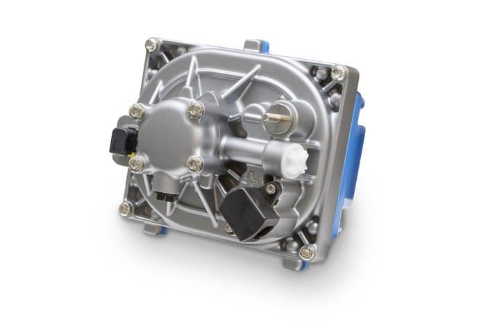 Imagen de una dirección asistida electrohidráulica.