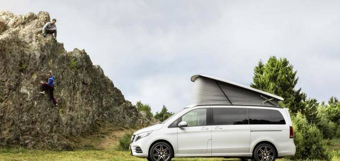 Mercedes-Benz Vans, socio del Galicia Pro de surf