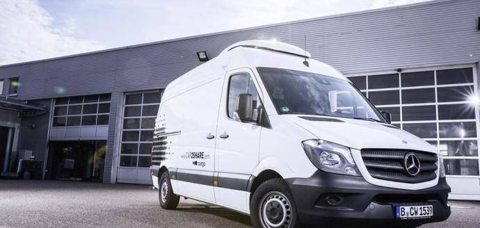 Kuehne + Nagel proporciona solución logística a Mercedes Benz Vans
