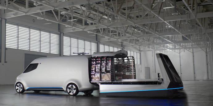 Mercedes-Benz Vans acude al CES 2017 en Las Vegas, con lema 'Nueva cultura, nueva estrategia'