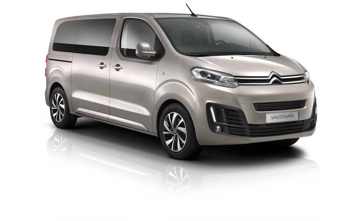 Llega el Citroën SpaceTourer, la nueva apuesta de la marca francesa