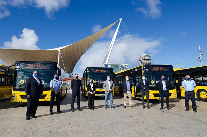 Guaguas emprende la renovación más ambiciosa de la última década