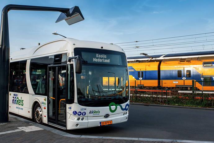 BYD entrega 246 eBuses a Keolis en el pedido eléctrico más grande de Europa