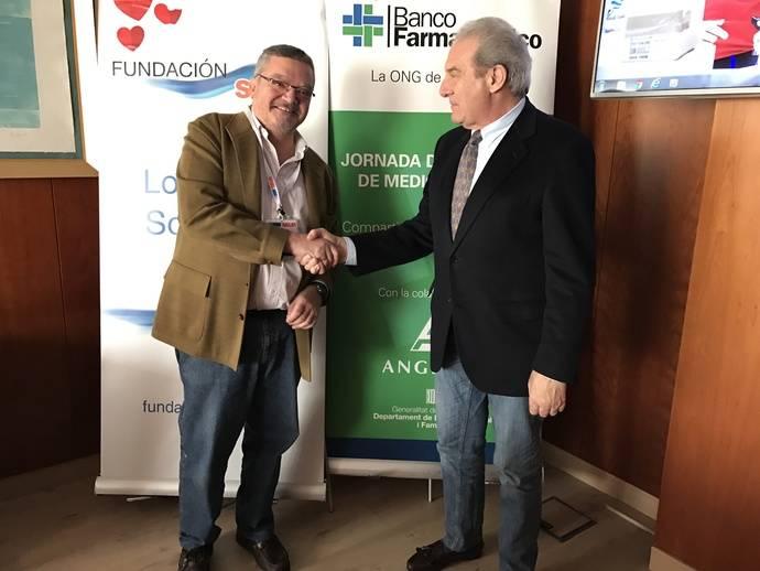 Fundación Seur renueva acuerdo de colaboración con Banco Farmacéutico