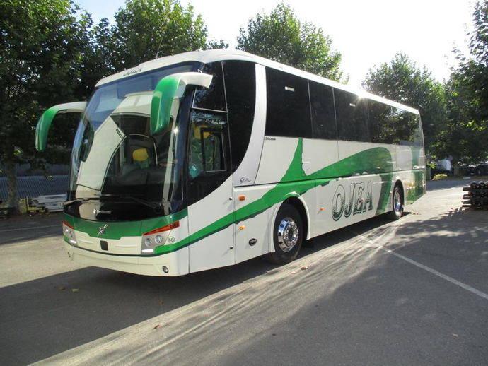 Empresa Ojea decide comprar un Stellae carrozado por Castrosua