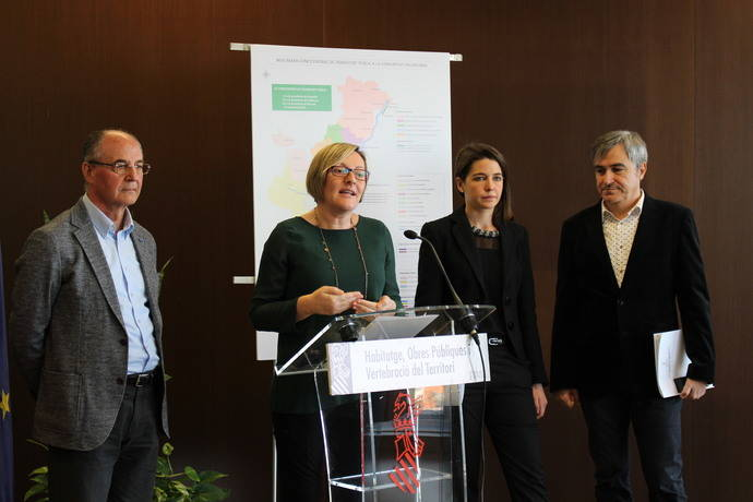 Valencia presenta la reordenación del mapa concesional, transporte público al 100% de Comunidad