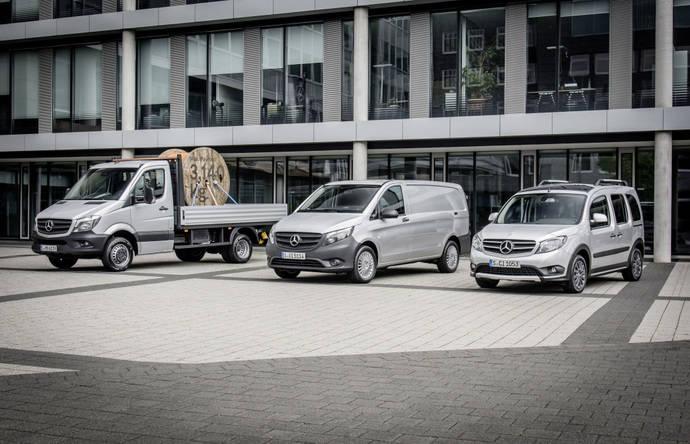Mercedes-Benz Vans invertirá más de 2.000 millones de euros en nuevos productos y servicios
