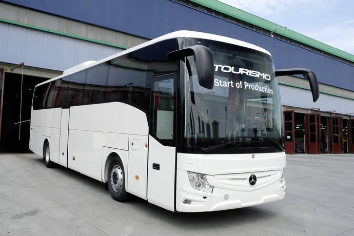 Mercedes Benz comienza la producción de su nuevo Tourismo