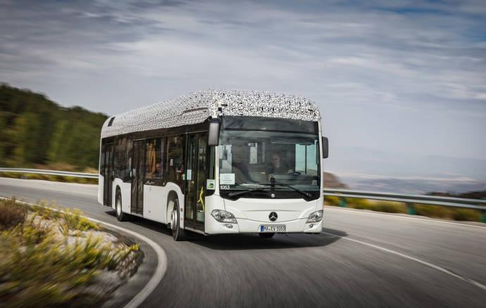Cuenta atrás para el Mercedes-Benz Citaro con accionamiento totalmente eléctrico