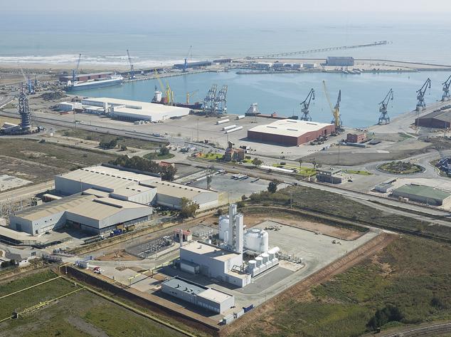 Tráfico automóviles de puerto Sagunto crece 73,13% en primer semestre