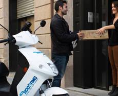EcoScooting llega a Valencia, opción de mensajería ecosostenible