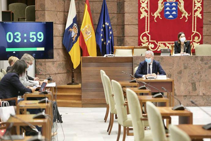 Canarias dedica un millón de euros en 2021 a impulsar planes municipales de movilidad