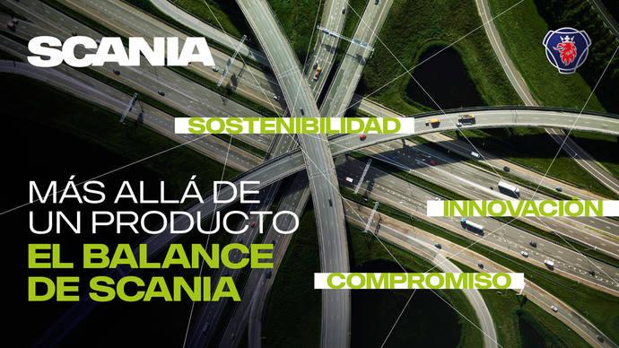 Scania refuerza su compromiso con el medio ambiente