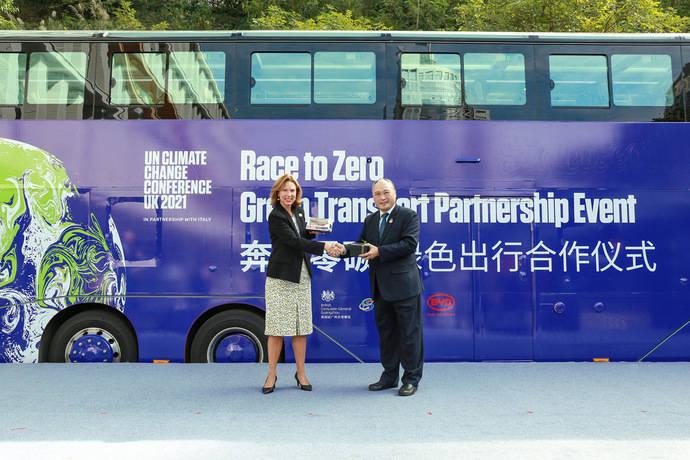 BYD pone las bases de su estrategia 'cero emisiones'