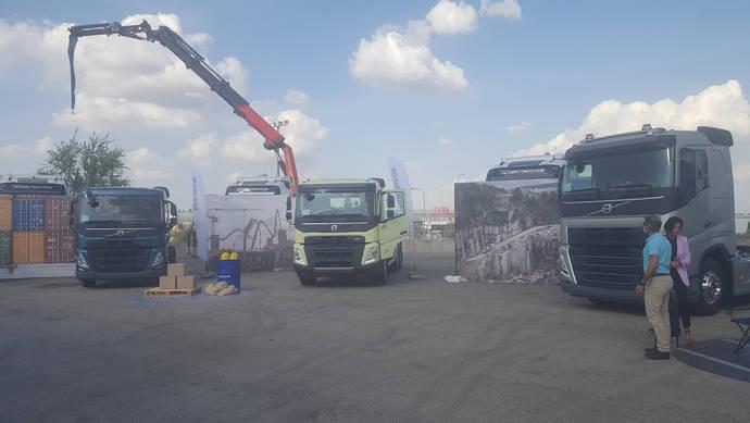 La renovada gama de camiones pesados de Volvo, al detalle