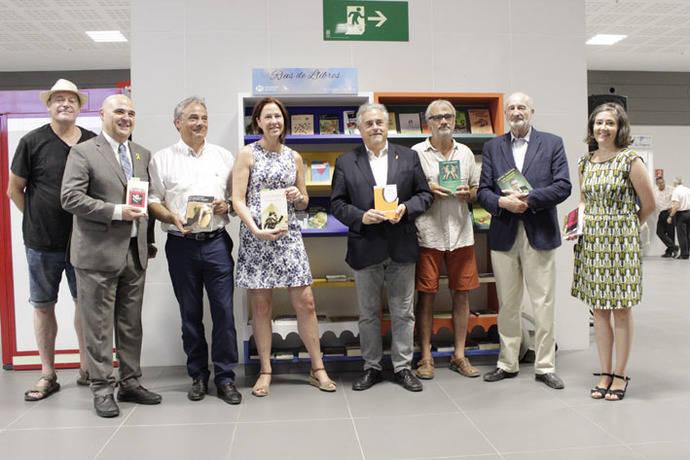 Cimalsa apoya el fomento de lectura en Girona