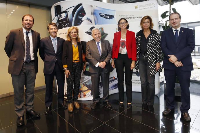 Ficosa inaugura su nuevo Hub de e-Mobility, un centro pionero