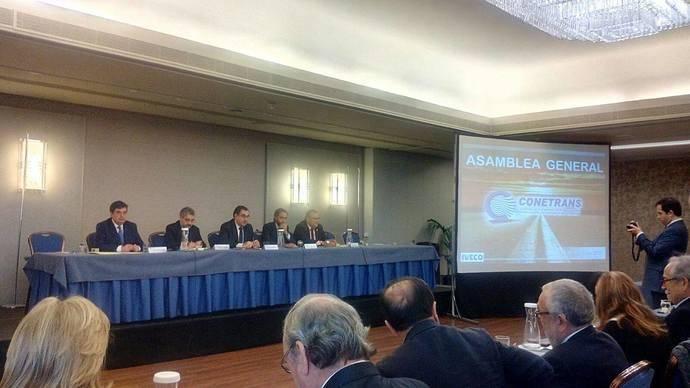 Conetrans realizó un análisis al Sector en su Asamblea General Anual