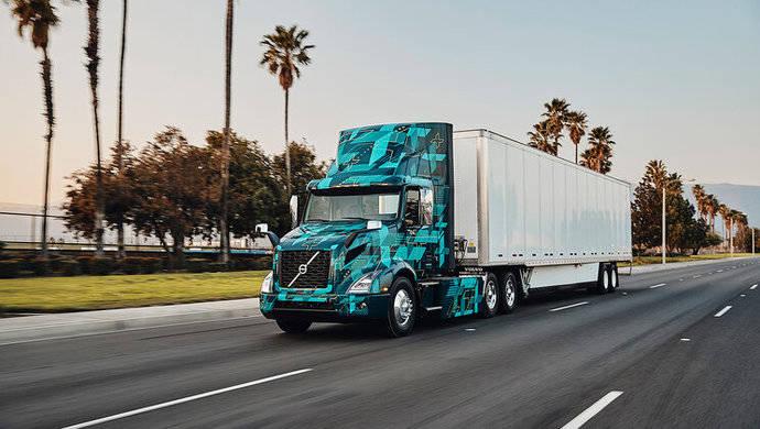 Volvo Trucks muestra sus vehículos pesados eléctricos en Norteamérica
