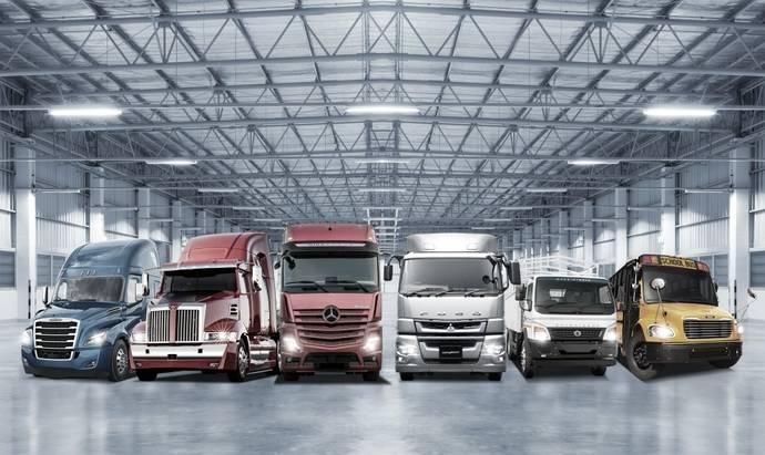El mejor año de ventas de Daimler Trucks ha sido el 2018