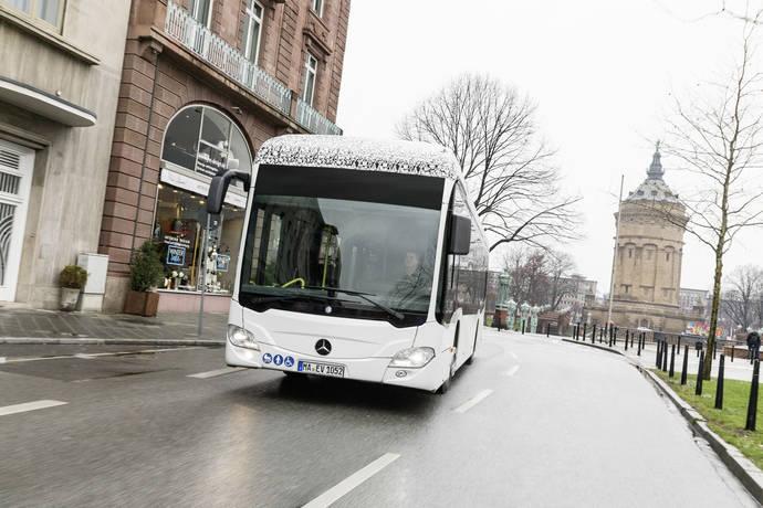 Berlín entra en la era eléctrica con el nuevo Mercedes-Benz Citaro 100% eléctrico