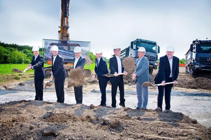 Mercedes-Benz ampliará su Centro de Desarrollo y Ensayos