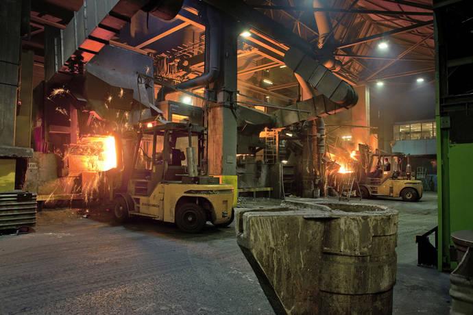 Fabricados un millón de motores Daimler Trucks