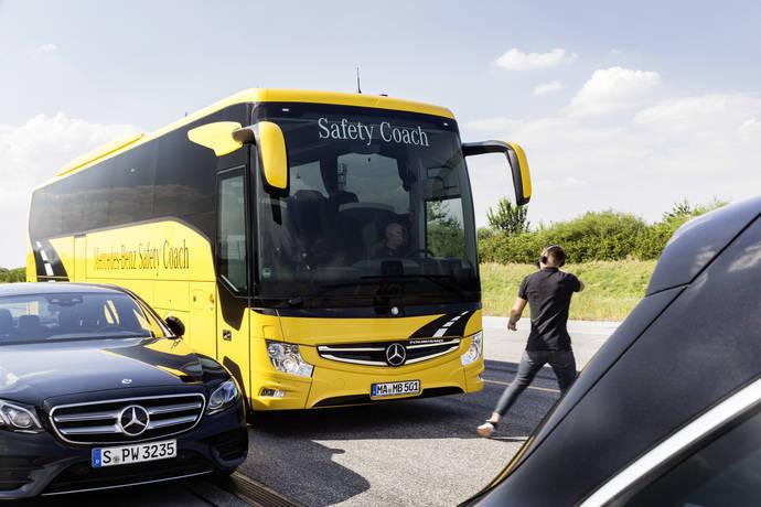 Nuevo servofreno de emergencia Active Brake Assist 4, para autobuses urbanos