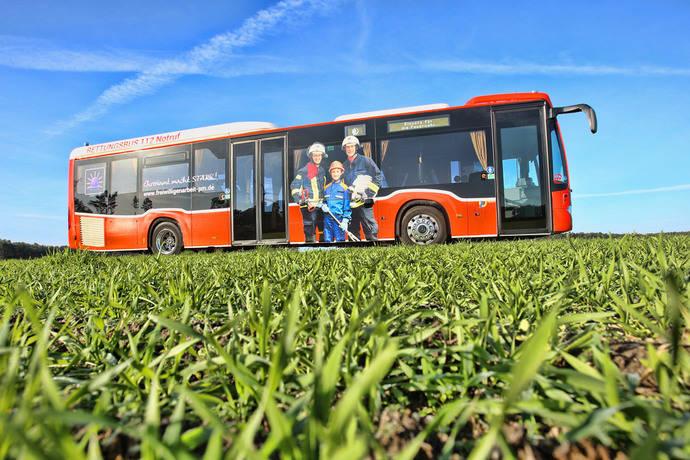 Un Citaro 'de rescate' para la empresa de transporte Regiobus Potsdam Mittelmark