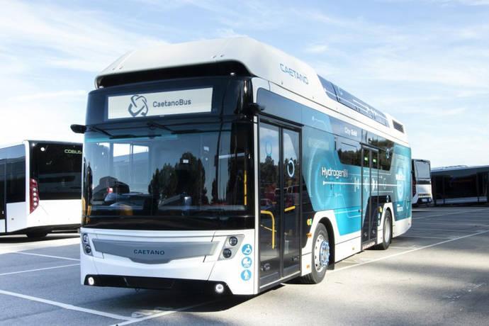 Toyota sigue avanzando en los buses de hidrógeno