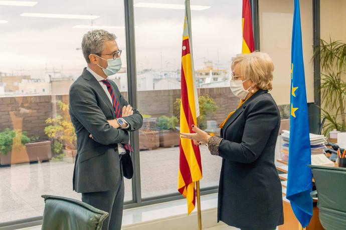 Valencia amplía el bono gratuito para los profesionales sanitarios