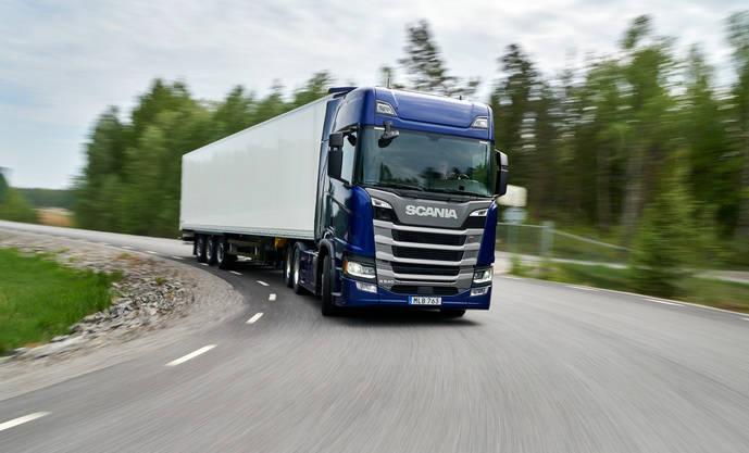 El fabricante sueco Scania cierra el año 2019 como líder del mercado ibérico