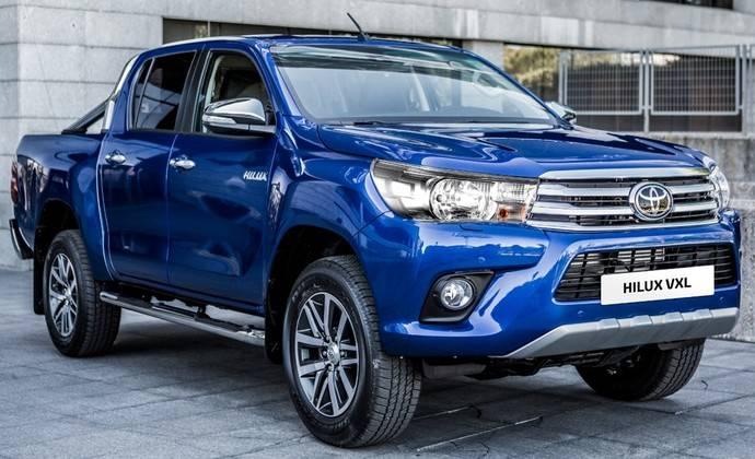 Toyota lanza en España una nueva gama de Pick-up desde 28.195 euros para vehículos comerciales